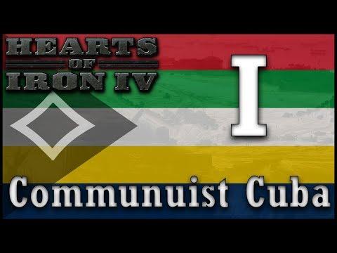 Hearts of Iron IV – Communist Cuba - Episode 1|The Silent Menace