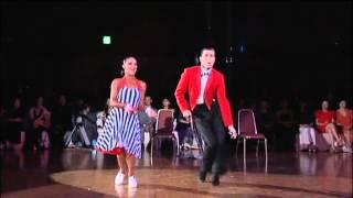 WSSDF 2011 Jive. Stefano Di Filippo & Olga Urumova