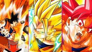 6 SSR MULTI!? NEW SSG GOKU SUMMON ANIMATION! Dragon Ball Z Dokkan Battle thumbnail