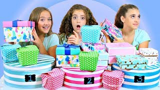 EXTREME Mystery Box Slime Challenge!!  Making EDIBLE SLIME with 18 Boxes of Mystery Candy!