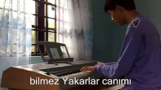 Kucuk Sevgilim by Mor ve otesi & Sebnem Ferah piano cover