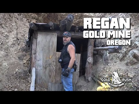 Regan Gold Mine - Oregon - 2016