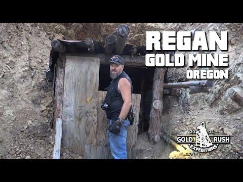 Regan Gold Mine - Oregon - 2016