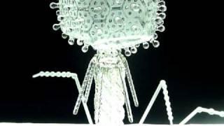 glass t4 bacteriophage artwork mov