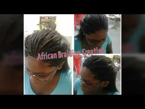 African Braiding Creation