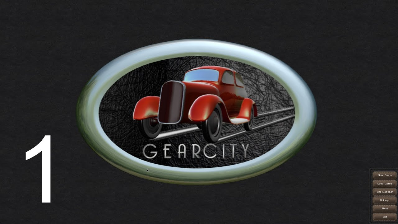 Car Company Tycoon Game Called Gear City Now Available in Early