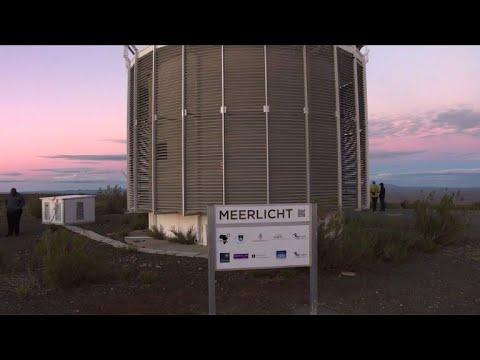 تلسكوب جديد يزاوج السمع والبصر لرصد أعمق للظواهر الفلكية