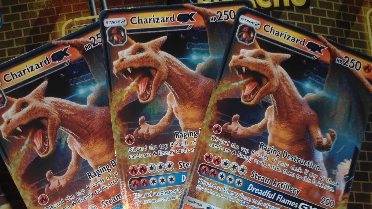 Opening 12x Charizard Gx Detective Pikachu Special Case Files