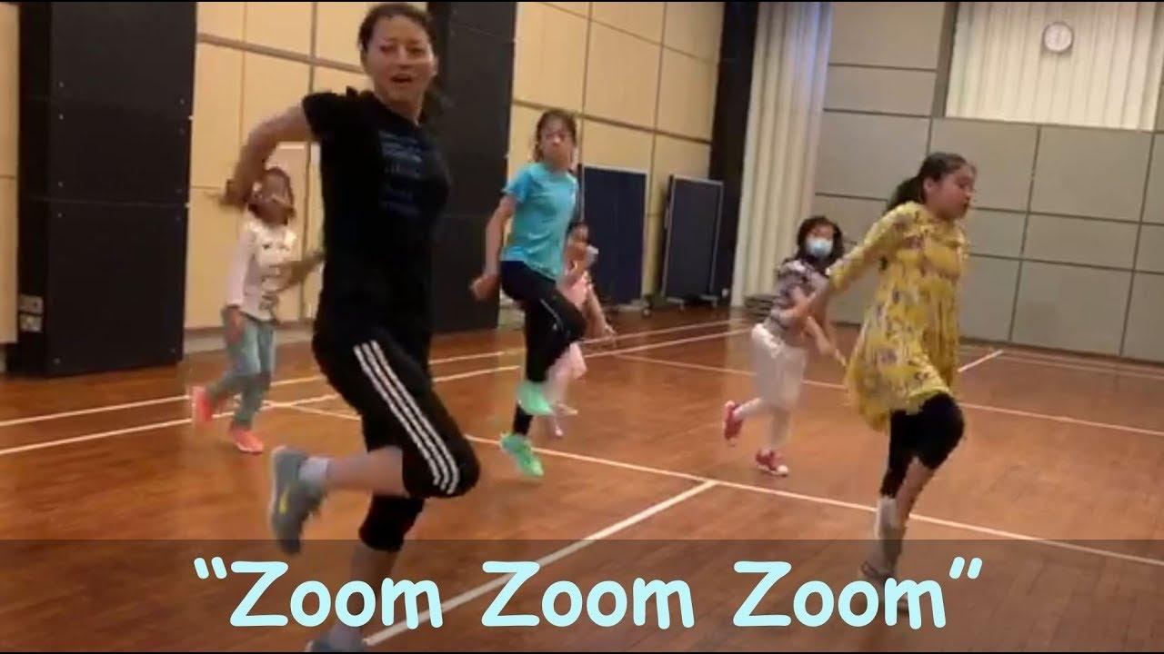 """Zoom Zoom Zoom"" (LEGO Friends) Kids HIP-HOP DANCE!! - YouTube"