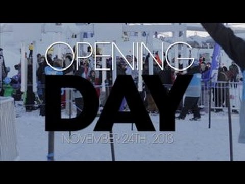 Mountain High Opening Day 2013