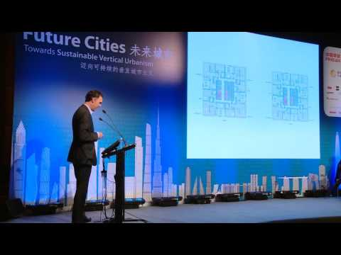 "CTBUH 2014 Shanghai Conference - Michael Bischoff, ""The 8x8 Tower"""