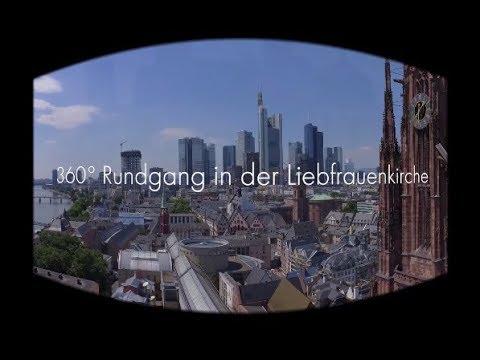 Liebfrauenkirche: Frankfurts Stadtkirchen – Rundgang in 360°