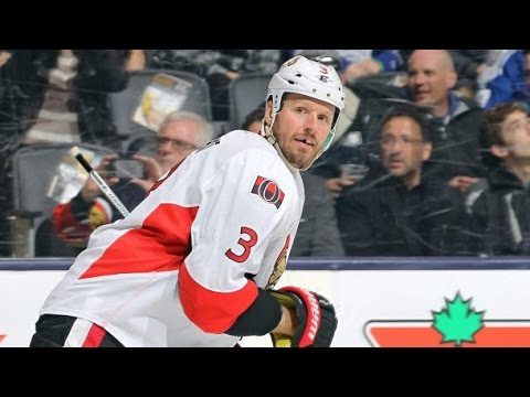 Marc Methot could return for Senators today : Boston Bruins‬, ‪Ottawa Senators‬, ‪David Krejčí‬‬