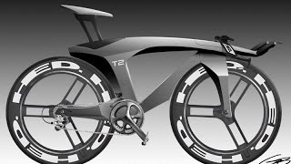 New Bicycle Designs - 27 Brilliant bike designs, Future bicycle technology and mountain bike design