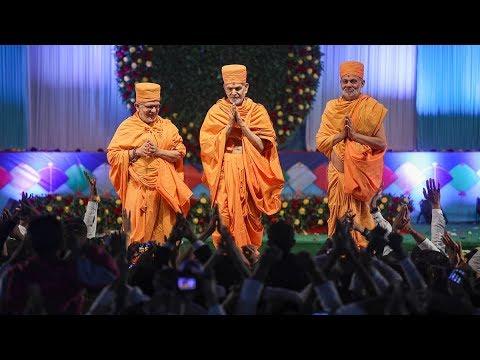 Guruhari Darshan 14 January 2019, Surat, India