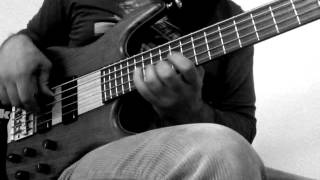 g7b9 ab9 f 9 bass guitar chords and solo