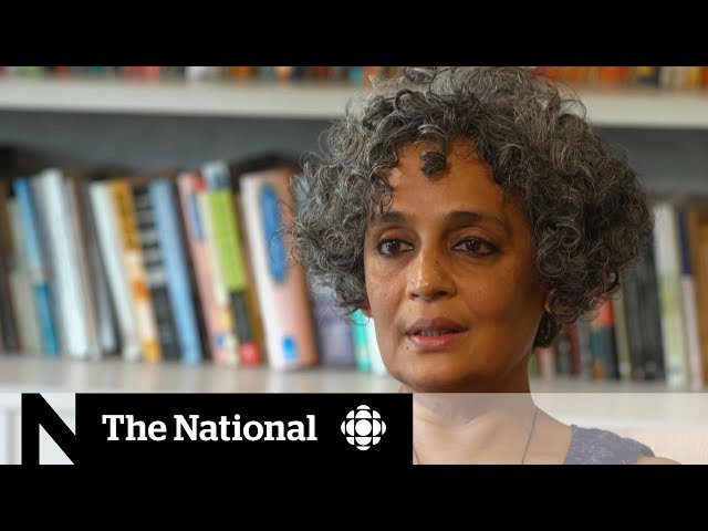 Arundhati Roy on Narendra Modi, Indian elections and the rise of fake news