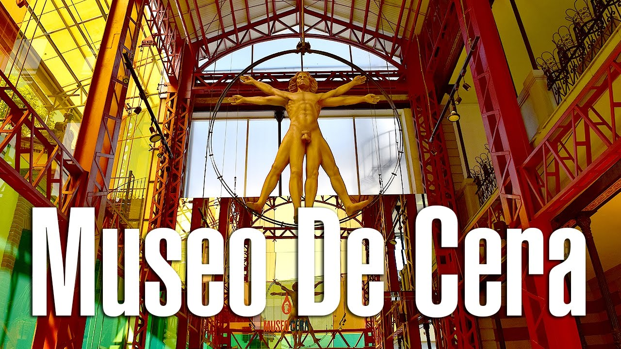 Museo De Cera Cdmx Youtube