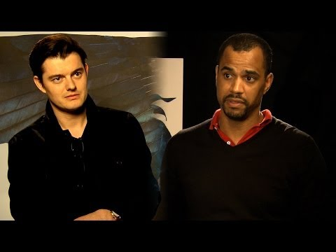 "PATZE TALKS: Sam Riley on ""MALEFICENT"""