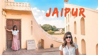 JAIPUR IN A DAY   Exploring Hawa Mahal, City Palace & Jantar Mantar   Kritika Goel