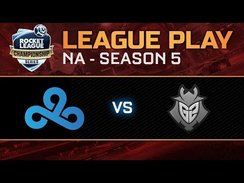 CLOUD9 vs. G2 ESPORTS - Week 4