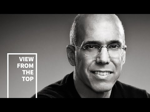 Jeffrey Katzenberg, Co-founder and Former CEO of Dreamworks