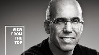 Jeffrey Katzenberg, Co-founder and Former CEO of Dreamworks Animation