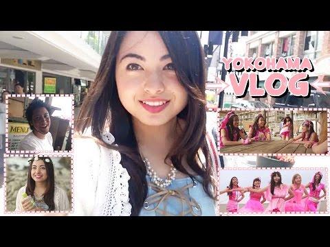 Yokohama Vlog - Dia de Gravação com Hiro