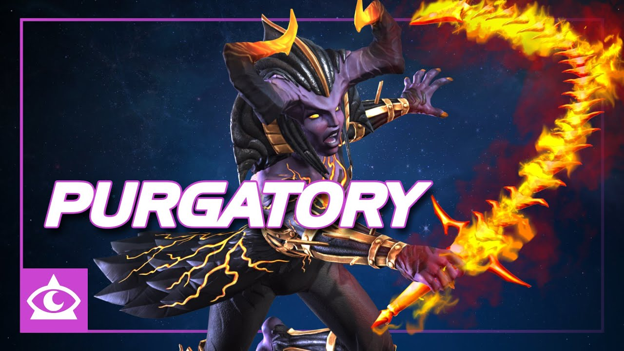 Purgatory Special Moves   Marvel Contest of Champions
