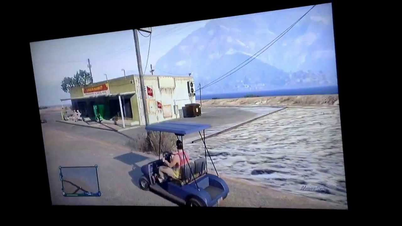 how to get better at golf gta