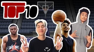 Top 10 Youtubers Who Can Actually Play Basketball