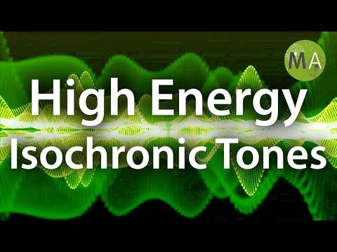 High Energy Builder 'Just Tones' version - Isochronic Tones