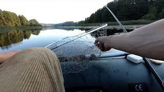 Рыбалка в кайф Вечерний выход на подлещика летом