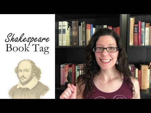 Shakespeare Book Tag