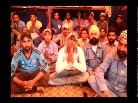 iraq vich punjabi ...bhagwant mann