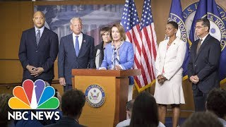 House Democrats Hold Press Conference On Immigration Talks | NBC News
