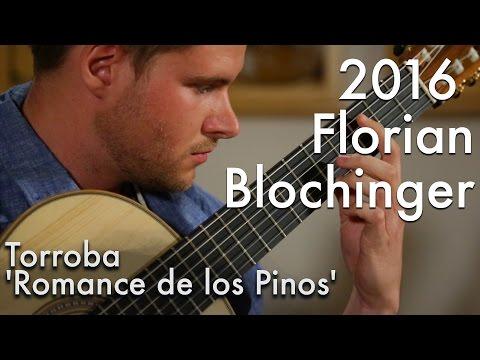 Torroba 'Romance de los Pinos' - Florian Blochinger plays Florian Blochinger