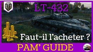 [WoT FR] GUIDE LT-432 : REVUE DU PREMIUM T8 RUSSE - WORLD OF TANKS 4K (français)