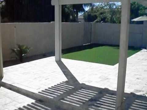 Pavers Backyard