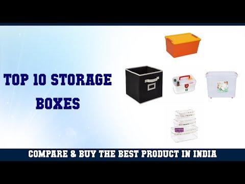 Top 10 Storage