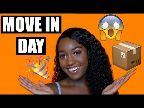 COLLEGE MOVE IN DAY 2018 / What To Expect, Advice, + Tips | KENNEDY SIMONE