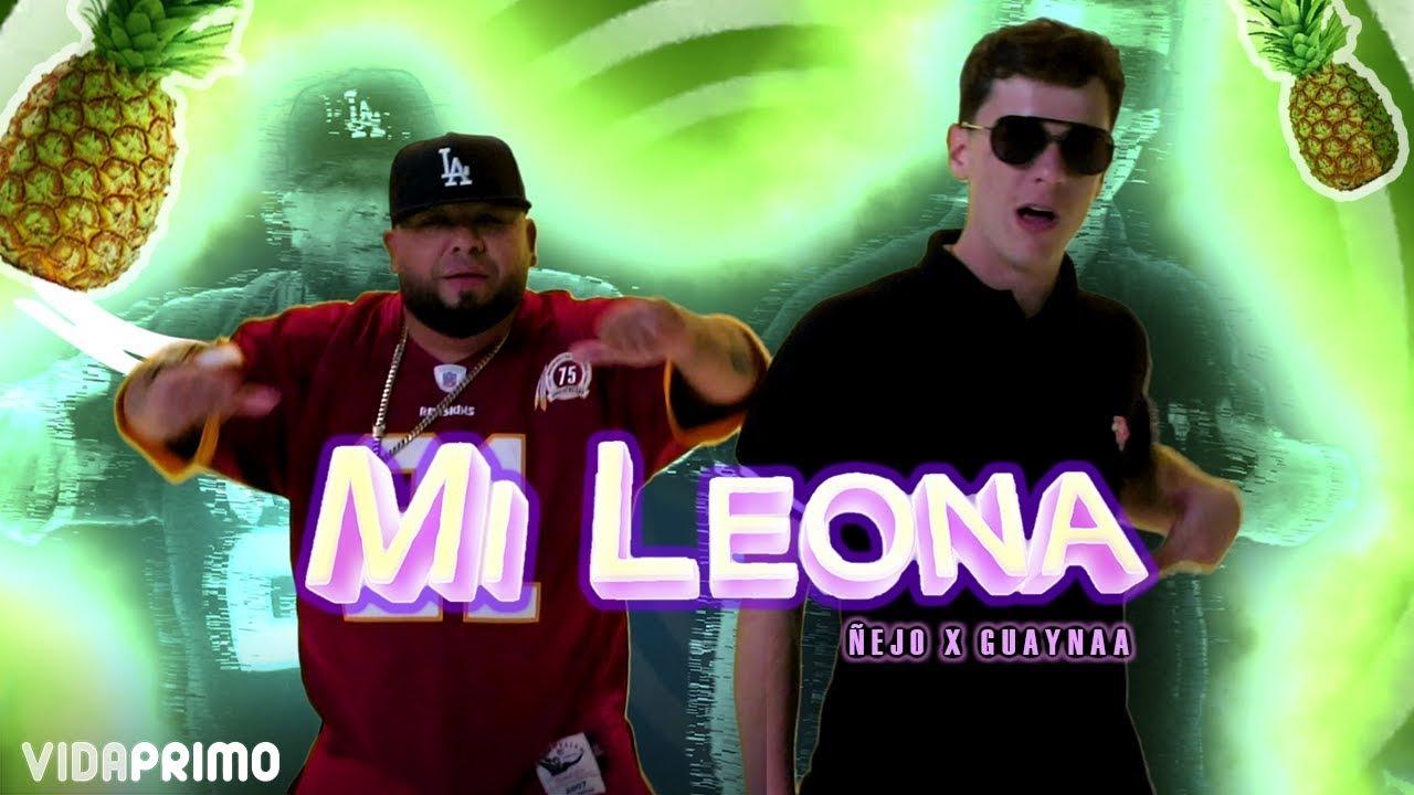 Ñejo X Guaynaa - Mi Leona [Official Video]
