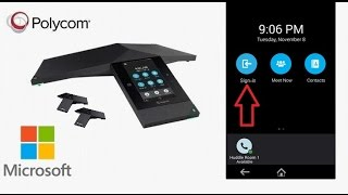 Sign-in Polycom RP Trio or VVX to Skype for Business Online - O365
