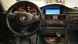 BMW CIC Retrofit Navigation User Guide!