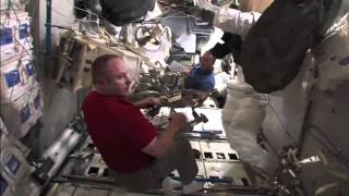 STS-134 Daily Mission Recap - Flight Day 9