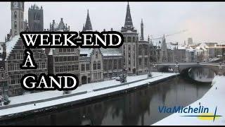 BELGIQUE :  Cap sur Gand