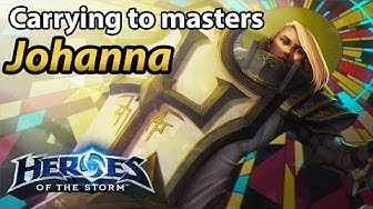 Carrying to Masters with Johanna