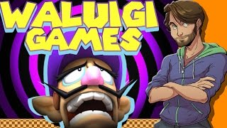 WALUIGI GAMES - SpaceHamster