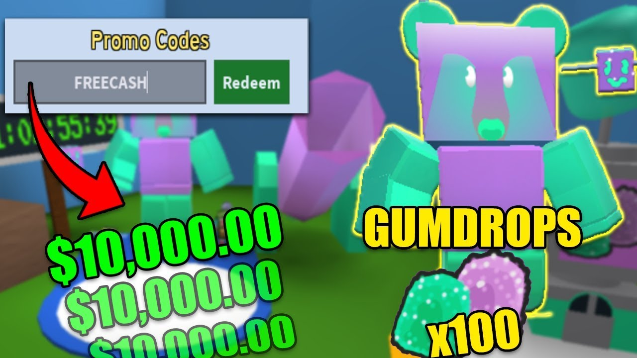 New Bee Swarm Simulator Promo Codes Free Gumdrops New Update