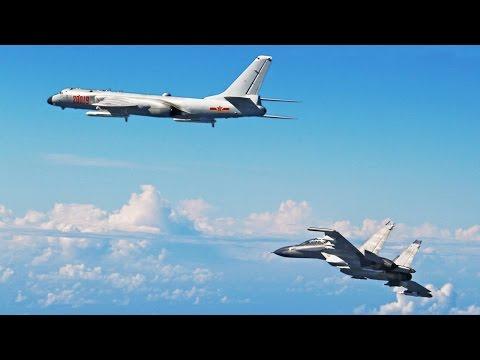 Japan USA China race with Military flight development اليابان قوة الصين العسكرية 中美日戰鬥機研發各自暗中較勁